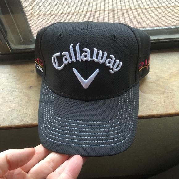 aedab87f448 Callaway Other - Callaway Diablo Edge Golf Hat Adjustable